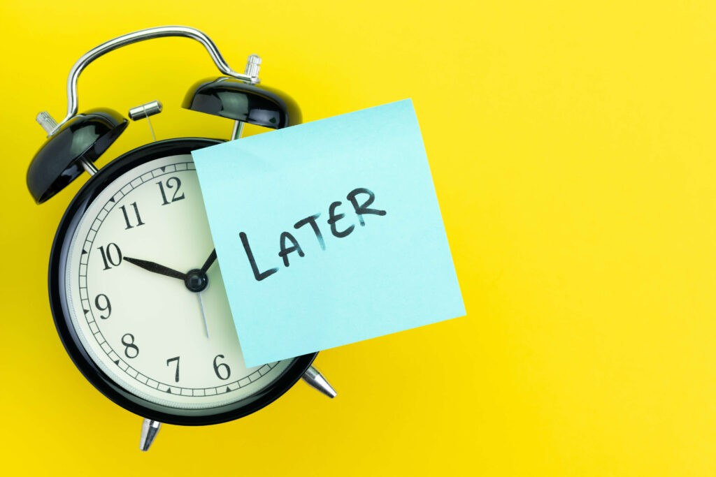 Cybersecurity – The Cost of Procrastination